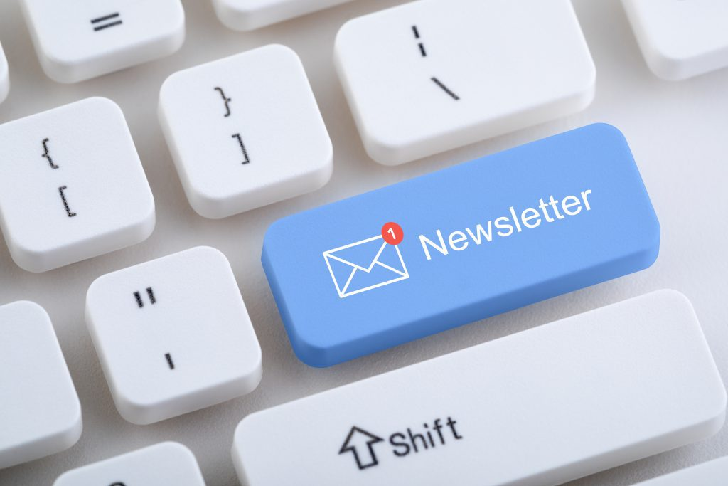 What newsletters do you count on as resources for real estate appraisers?
