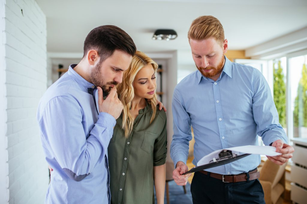 A couple finds out that the appraisal is more about protecting the lender!